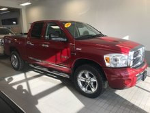 2008 Dodge RAM 1500 - Leather Seats - Running Boards
