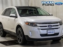 2014 Ford Edge SEL AWD Appearance Pkg Panoramic Roof & Navigation