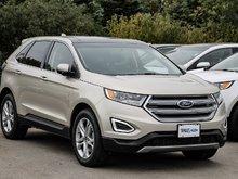 2017 Ford Edge Titanium - AWD