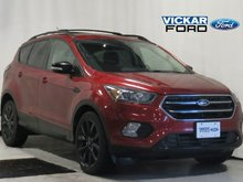 2017 Ford Escape Titanium - 4WD - SPORT APPEARANCE PACKAGE