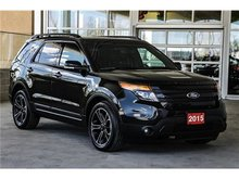 2015 Ford Explorer Sport 4x4 3.5 Ecoboost 365H.P. Local One Owner Tra