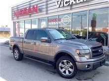 2013 Ford F-150 FX4/LEATHER/NAVI/MOONROOF/1 OWNER LOCAL TRADE!!!