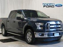2015 Ford F150 4x4 - Supercrew XLT - 145