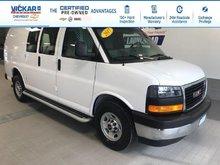 2017 GMC Savana Cargo Van WT  - $181.02 B/W