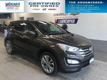 2013 Hyundai Santa Fe Sport AWD, SUNROOF, LEATHER SEATS, NAVIGATION  - $163.04 B/W