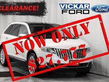2013 Lincoln MKX 4D Utility AWD Limited Edition Low Km Trade Wont L