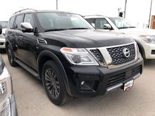 2018 Nissan Armada Platinum at