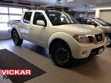 2015 Nissan Frontier PRO-4X