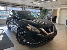2016 Nissan Murano SL *Leather/Navi/Sunroof*