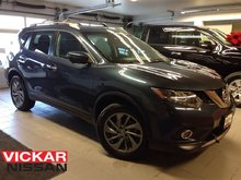 2016 Nissan Rogue SL/1 OWNER LOCAL TRADE/LOW LOW KMS!!