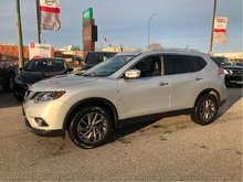 2016 Nissan Rogue SL Premium *LOCAL TRADE* *ACCIDENT FREE* *LOADED*
