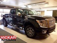 2016 Nissan Titan XD PLATINUM RESERVE DIESEL!!!!/LOW KMS