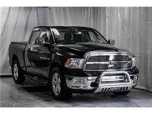 2012 Ram 1500 SLT Quad Cab Only 20000km Local One Owner Trade He