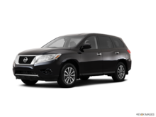 2014 Nissan Pathfinder S V6 4x4 at