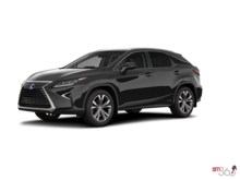 Lexus RX350 8A 2016