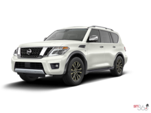 2017 Nissan Armada Platinum at