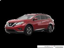 2017 Nissan Murano SV AWD CVT