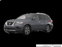 2017 Nissan Pathfinder SV V6 4x4 at