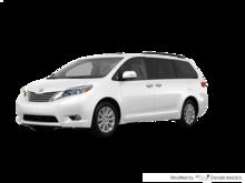 2017 Toyota Sienna Limited 7 Passenger