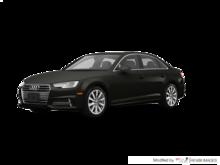 2018 Audi A4 2.0T Komfort quattro 6sp