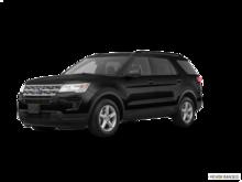 2018 Ford Explorer Base - 4WD