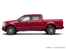 2018 Ford F150 4x4 - Supercrew Limited - 145