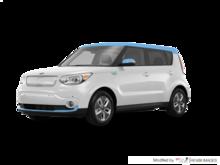 2018 Kia SOUL EV EV Luxury