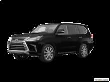 2018 Lexus LX570 8A