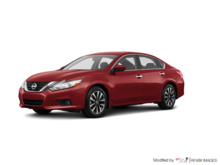 2018 Nissan Altima Sedan 2.5 SV CVT