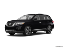 2018 Nissan Pathfinder Platinum V6 4x4 at