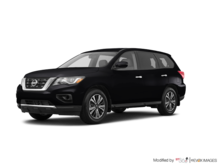 2018 Nissan Pathfinder S V6 4x2 at
