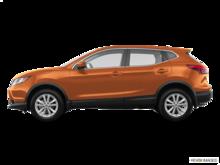 2018 Nissan Qashqai SV AWD CVT