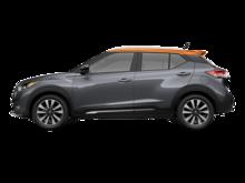 2018 Nissan KICKS SR CVT