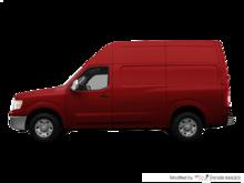 2018 Nissan NV 2500 Cargo SV V6 Standard Roof