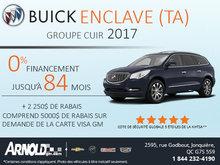 Buick Enclave 2017!