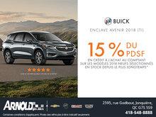 Buick Enclave 2018!