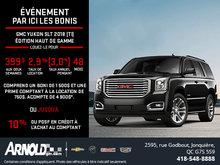 GMC Yukon SLT 2018!