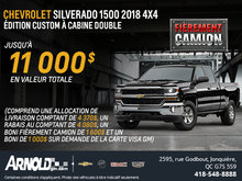 Chevrolet Silverado en rabais