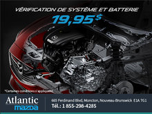 Vérification de système et batterie