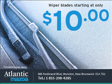 Wiper Blades from Only $10!
