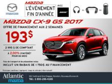 La Mazda CX-9 2017 en rabais!