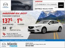 Le Mazda6 GX 2017