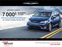 L'événement mensuel de Chrysler