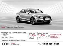Save Big on the 2017 Audi A3 Sedan