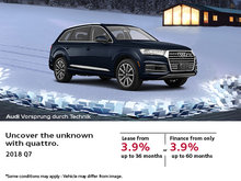 Get the 2018 Audi Q7 Today!