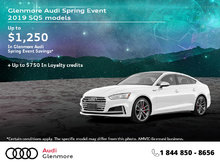 Get the 2019 Audi SQ5 today!
