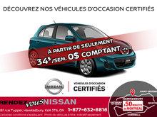 Découvrez nos véhicules certifiés !