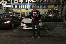 Lovin my new Mazda 3!