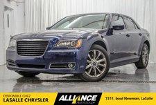 2014 Chrysler 300 S-AWD | CAMERA | SIEGES CHAUFFANTS | GPS | TOIT |