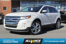 Ford Edge LIMITED Limited 2013